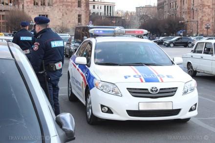 Երևանում՝ 74 -ից 65-ի, իսկ մարզերում՝ 62 ավտոմեքենաներից 57-ի վարորդները եղել են ոչ սթափ (տեսանյութ)